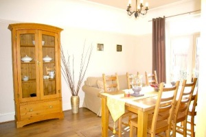 Dining Room, Luxury Holiday Home, Liverpool