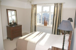 Master Bedroom, Luxury Holiday Home, Liverpool